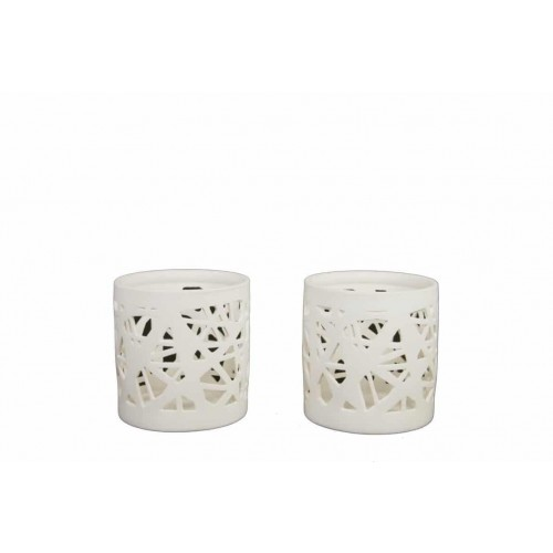 PORTA TEALIGHT UNCINETTO